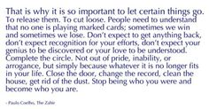 This is so hard to do, but so necessary. Especially the expectation part...