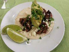 """Carne Asada Tacos and """"Perfect Margaritas"""""""
