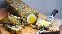 Veggies and Mushroom Bake Drob Vegetarian