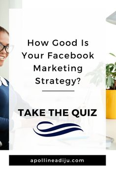 Is your Facebook Marketing Strategy the very focus of all your marketing efforts? Take this quiz to see if your Facebook marketing skills are expert-level...or if you could use a few refresher tips.