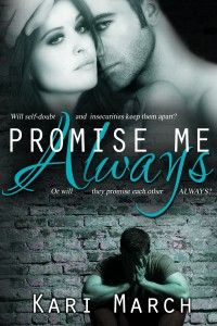 Blog Tour & Excerpt – Always Yours by Kari March