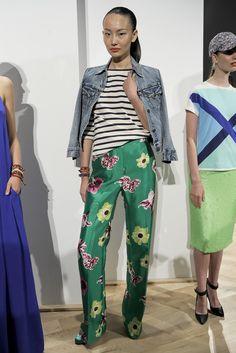 J.Crew RTW Spring 2013 - Runway, Fashion Week, Reviews and Slideshows - WWD.com
