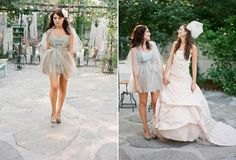 If you are on my wedding - via http://www.facebook.com/PersunDresses