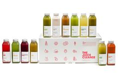 The Juice Cleanse #packaging