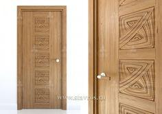 Seen Options For Custom Wood Interior Doors Wooden Glass Door, Wooden Main Door Design, Sliding Door Design, Front Door Design, Paint Doors White, Painted Doors, Internal Wooden Doors, Custom Wood Doors, Classic Doors