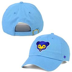 Get this Chicago Cubs 1969 Bear Cleanup Adjustable Cap at  WrigleyvilleSports.com c8220be66