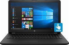 "HP Flagship 15.6"" HD Touchscreen Signature Laptop Computer, Intel Core i3 7100u 2.40 GHz, 8GB DDR4 Memory, 1TB HDD, DVDRW, HDMI, HD Webcam, Bluetooth, Windows 10 Home  Price : $431.49"