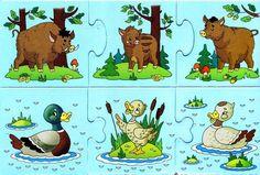 Album Archive - schiwotnie i detönischi-puzzle Colegio Ideas, Farm Theme, Speech And Language, Book Illustration, Illustrations, Pre School, Farm Animals, Scooby Doo, Puzzles