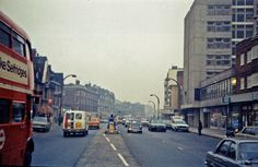 streatham high rd, 1970s (didn't change much during the early eightie's, this is how I remember it)