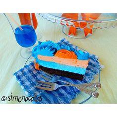 Tort Seherezada – un desert oriental - simonacallas Chocolate Lovers, Chocolate Cake, Tea Time, Wedding Cakes, Cheesecake, Birthday Cake, Orange, Desserts, Food