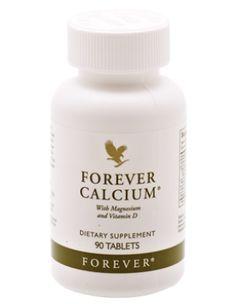 Forever Calcium fra Forever Living | Slank med Forever FIT C9 - Aloevera Portal Danmark