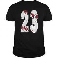 Baseball number 23  0816