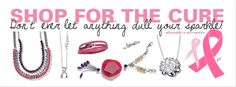 Shop for the cure - breast cancer awareness - Adornable.u