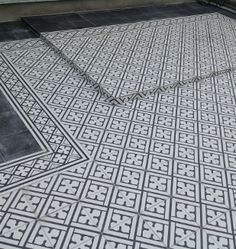 D cor classic noir a lave from neocim collection by for Carrelage kerion