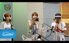 타이니지 Tiny-G 'ICE BABY 아이스 베이비' 라이브 LIVE / 140714[조정치&장동민2시]