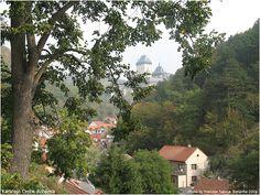 Castle Karlstejn, Central Bohemia/Czech republic
