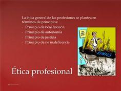 Ética: Deontología profesional y ética profesional