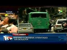 """""""Atentado en Bogotá busca desestabilizar"""""""