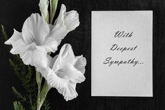 Funeral Flower Messages, Funeral Card Messages, Sympathy Card Messages, Funeral Cards, Sympathy Quotes, Funeral Flowers, Sympathy Gifts, Words Of Condolence, Condolence Flowers