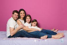 Fotografía de familia en Zaragoza :)