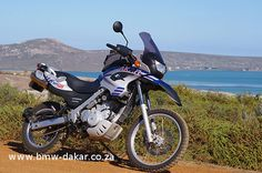 BMW Dakar F650GS my round the world bike, trouble free, now almost100,000miles and going strong.