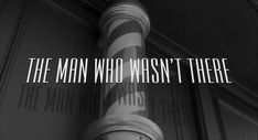 The Man Who Wasn't There (2001) Blu-ray movie title