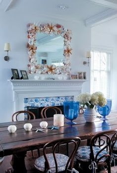 Turquoise, Tulips and Bliss: Chinoiserie