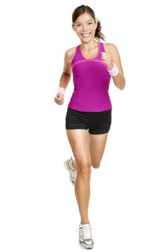 How to Jog in Place to Lose Weight