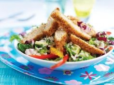 Easy 10-Minute Salad Recipes For The Busy Runner - Women's Running