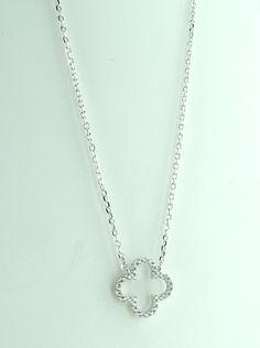 Naszyjnik G0081 - - Kolekcje Mademoiselle - Jubiler W. Śliwiński - brylanty, pierścionki, obrączki, zegarki, biżuteria