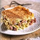 [Resep] Brokkoli, ham en fetakaaspasta South African Recipes, Ethnic Recipes, One Pot Meals, Food Dishes, Quiche, Ham, Macaroni And Cheese, Recipies, Appetizers