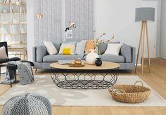 Skandinavisches Wohnzimmer                                                                                                                                                                                 Mehr