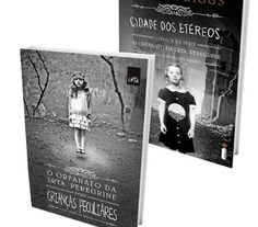 Kit Livros: O Orfanato da Srta. Peregrine para Crianças Peculiares (Slim) + Cidade dos Etéreos Vol. 2 http://compre.vc/s/3f0df87f  #PreçoBaixoAgora #MagazineJC79