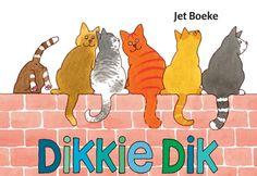 Dikkie Dik is een serie kinderprentenboeken met in de hoofdrol de gelijknamige rode kater Dikkie Dik. De boeken zijn getekend door Jet Boeke en voorzien van korte, bondige teksten door Arthur van Norden. De serie is begonnen als voorleesverhaal voor het kindertelevisieprogramma Sesamstraat, maar al spoedig waren de verhalen ook in de boekhandel te koop. LEEFTIJD: vanaf 1 jaar JAAR VAN UITGAVE: sinds 1978