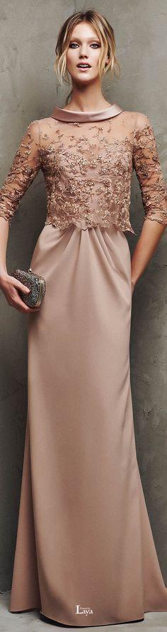 Glamour Gowns / karen cox. Pronovias 2016 EVENING Dresses