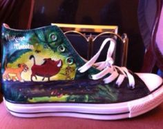 Cute Lion King shoes!