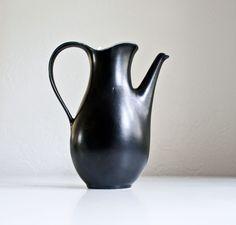Vintage Eva Zeisel Mid Century Modern Coffee Pot. $125.00, via Etsy.