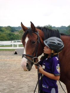 A girl and her pony = true love