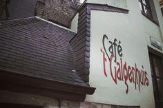 Cervezas gantesas II: Keizer Karel en Café 't Galgenhuis