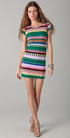 Monrow Cap Sleeve Scooped Back Dress thestylecure.com
