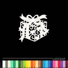 1 découpe scrapbooking cadeau d'anniversaire ruban noeud découpe papier embellissement die cut création par lafscrap sur Etsy https://www.etsy.com/fr/listing/543256759/1-decoupe-scrapbooking-cadeau