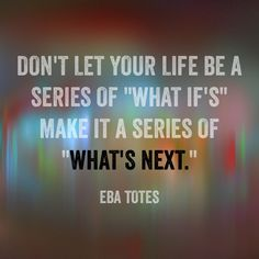 Don't let opportunities pass you by!! www.ebatotes.com