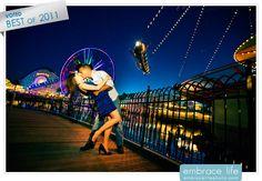 Disneyland Engagement Photographer - 01 by Los Angeles Wedding Photographer, Embrace Life Photography