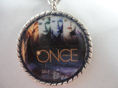 ouat Once Upon A Time tv show inspired keyring  by ImAsMADaSaHaTTeR, $6.00