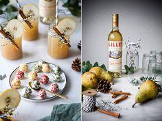 Lillet Winter Thyme - ein weihnachtlicher Drink | Foodlovin'