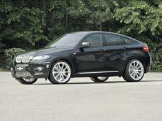 2008 HARTGE BMW X6 - Side Angle