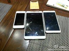 #Android Filtradas imagenes de un Phablet o Tablet Huawei de 7'' pulgadas. - http://droidnews.org/?p=1694