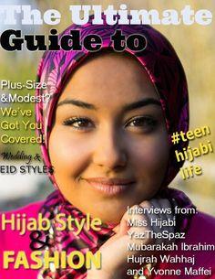 Hijabstyleandfashion.com a magazine dedicated to hijabis