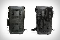 Forget carrying a different bag for every task - Black Ember Backpacks use a modular design to adapt to nearly any situation. Available in three sizes ranging from 15 to 25 liters, they use a unique mag-lock hardware system to...
