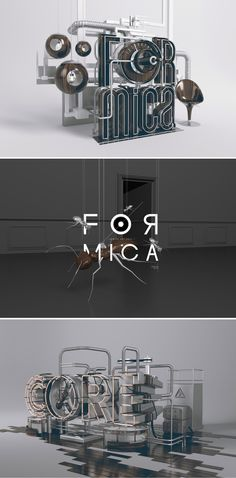 ART DIRECTION AND 3D + CGI